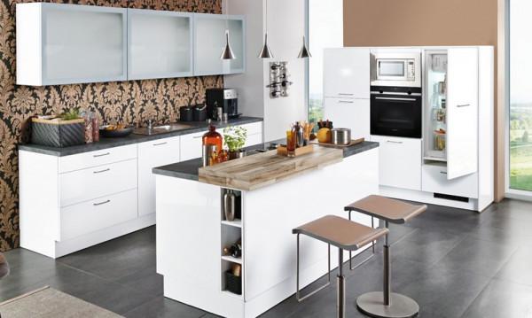 Susann - Rhodonit-Einbauküche-28279-1