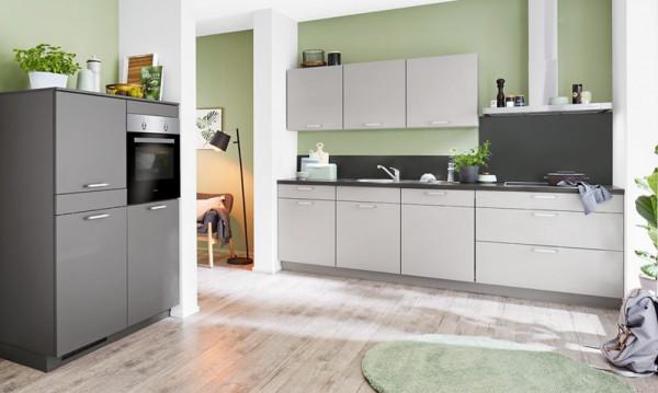 Touch - Smaragd - Midland-Einbauküche-27200-1