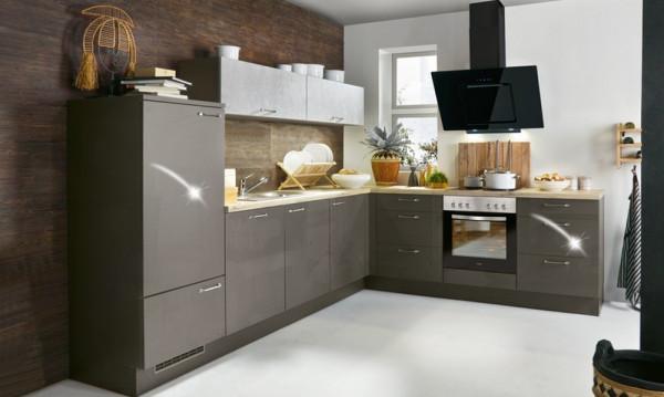 Susann - Rhodonit-Einbauküche-27171-1